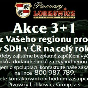 Lobkowicz AKCE 3+1
